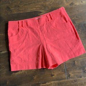 Elevenses/Anthropologie shorts